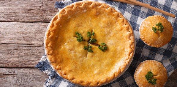 Скидки до 75% на пироги от пекарни «Алан Мос»