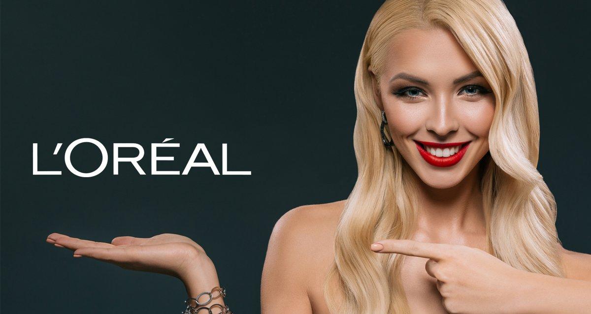 Скидки до 87% на услуги для волос в студии L'OREAL