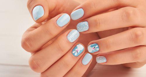 Скидки до 65% на ногтевой сервис в студии красоты Okira