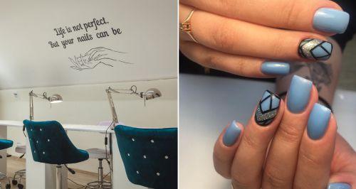 Скидки до 60% на ногтевой сервис в студии Beauty4You
