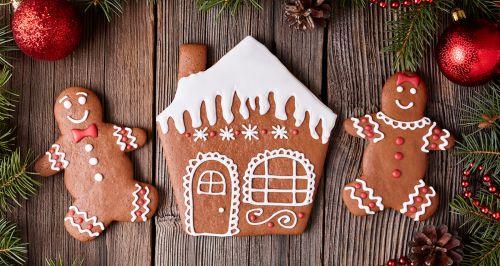 2 рецепта рождественского печенья