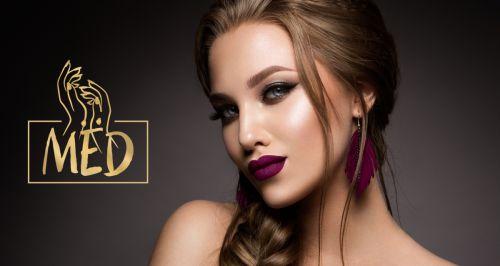 Скидки до 70% на перманентный макияж в студии «MЁD»