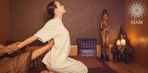 Скидки до 53% на массаж и SPA