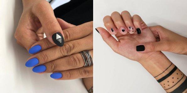 Скидки до 67% на ногтевой сервис в Sisters beauty studio