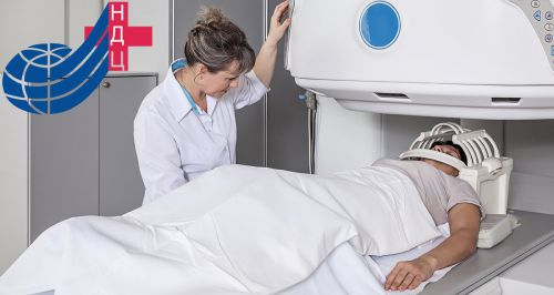 Скидки до 50% на МРТ различных отделов