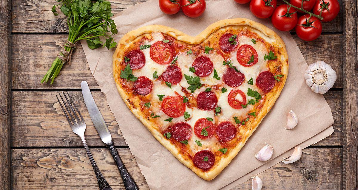 Идеальное тесто для пиццы