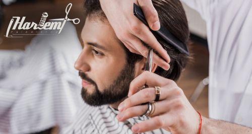 Скидки до 67% на услуги Barbershop HARLEM