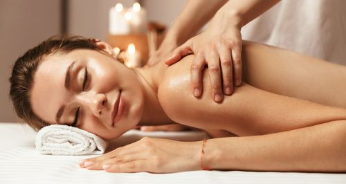 Скидки до 62% на массаж в салоне на Бабушкинской