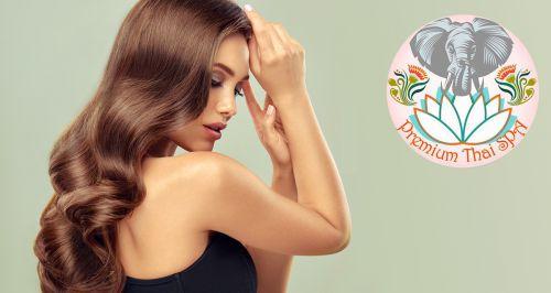 Скидки до 50% на нанопластику и выпрямление волос