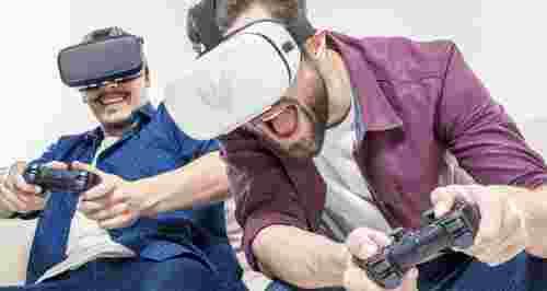Скидка 50% в клубе виртуальной реальности ZOOM VR