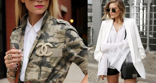 С чем носить белую рубашку: 5 стильных идей
