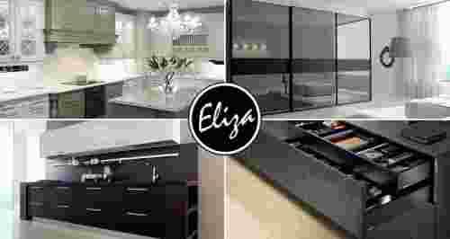 Скидки до 50% на кухни, шкафы-купе и стеллажи