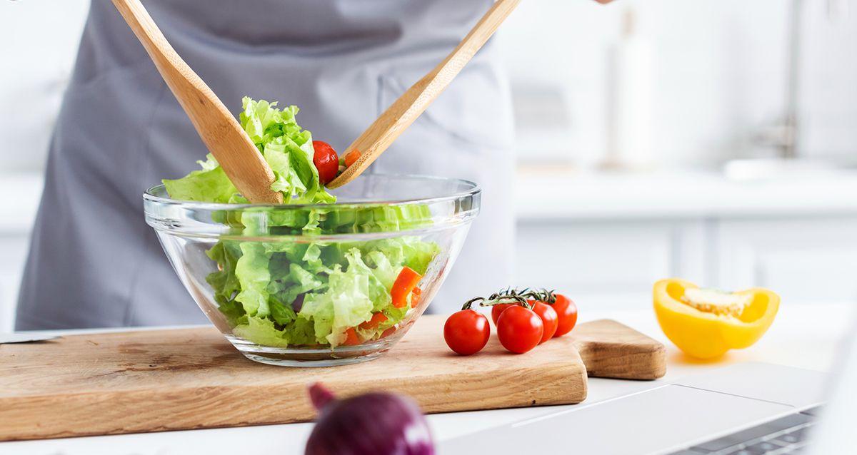 Особенности диеты весной