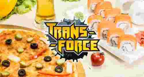 Скидка 50% в интерактивном ресторане Trans Force