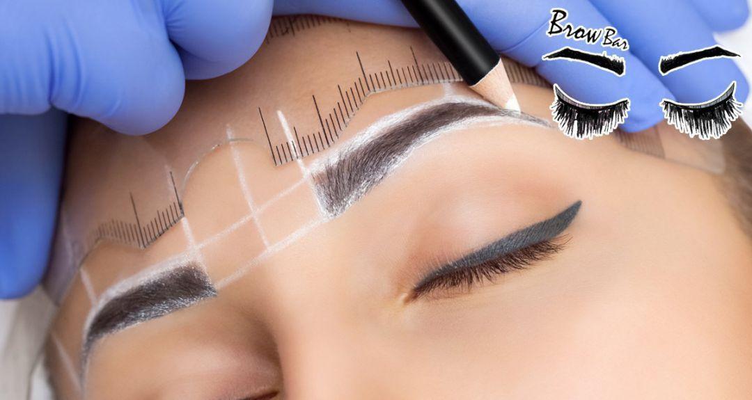 Скидки до 76% на перманентный макияж в Brow-bar by Dayana