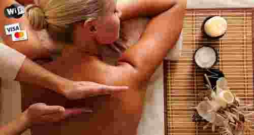 Скидки до 56% на массаж и SPA в 2 салонах рядом с метро