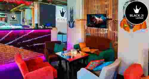 Скидки до 50% на меню в Lounge-баре Black Ji