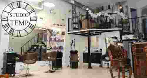 Скидки до 55% на уход за волосами в STUDIO TEMPO