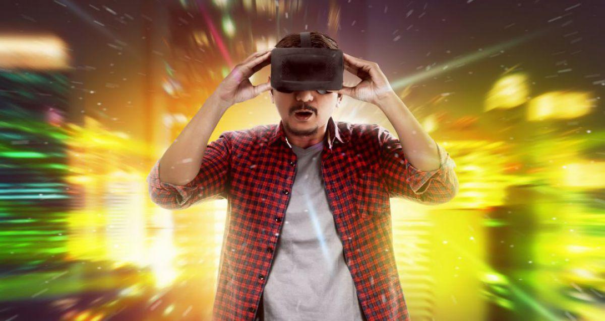 Скидка 50% на игры в виртуальной реальности Dimatrix VR