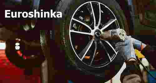 850 р. за шиномонтаж от R13 до R18 включительно. 1300 р. за сезонное хранение шин