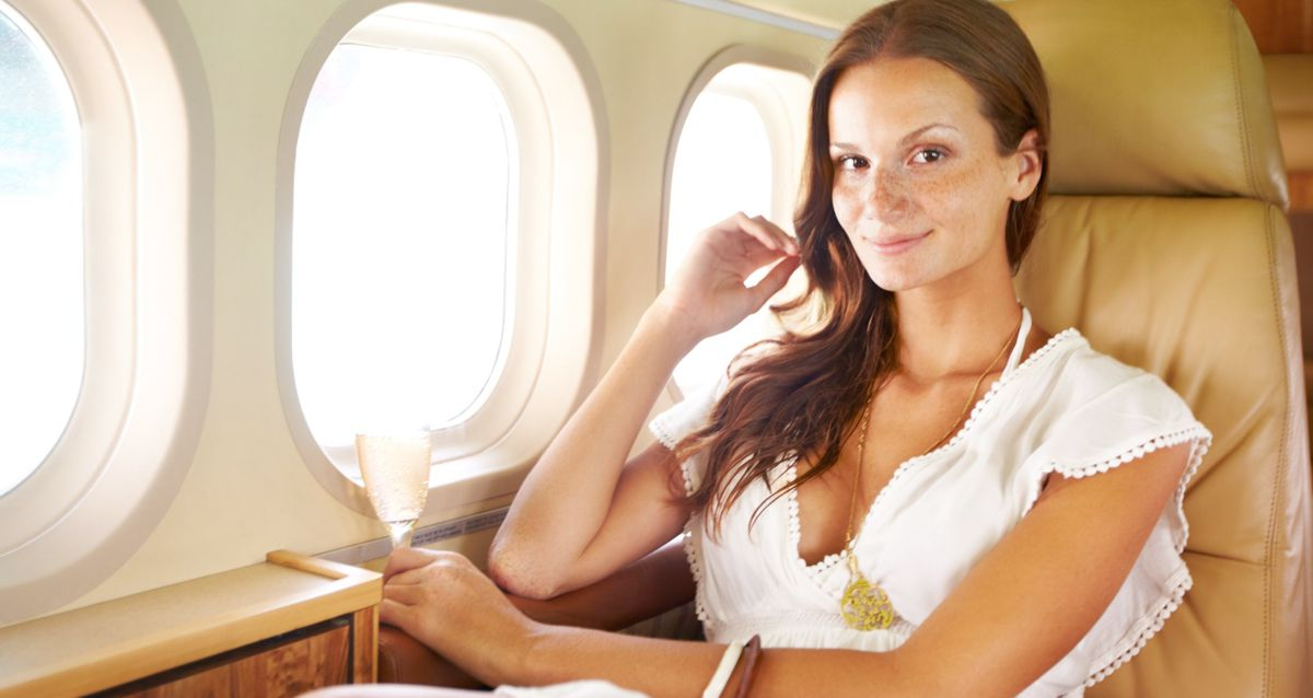 Как выйти из самолета красивой: тревэл-лайфхаки