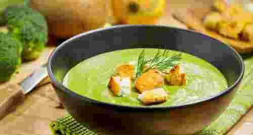 Что приготовить с брокколи: 5 полезных рецептов