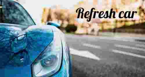 Скидки до 100% в детейлинг-центре Refresh car