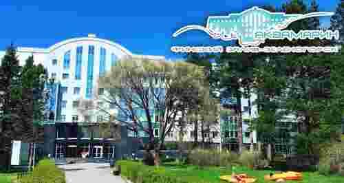 Скидки до 50% на отдых в отеле «Аквамарин» в Зеленогорске