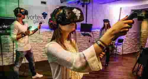 Скидки до 100% на игру в виртуальной реальности