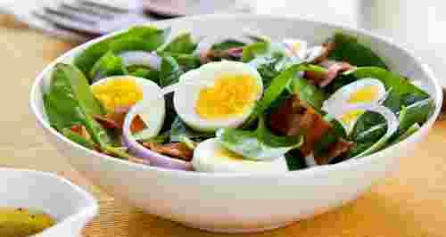Рецепты с вареными яйцами