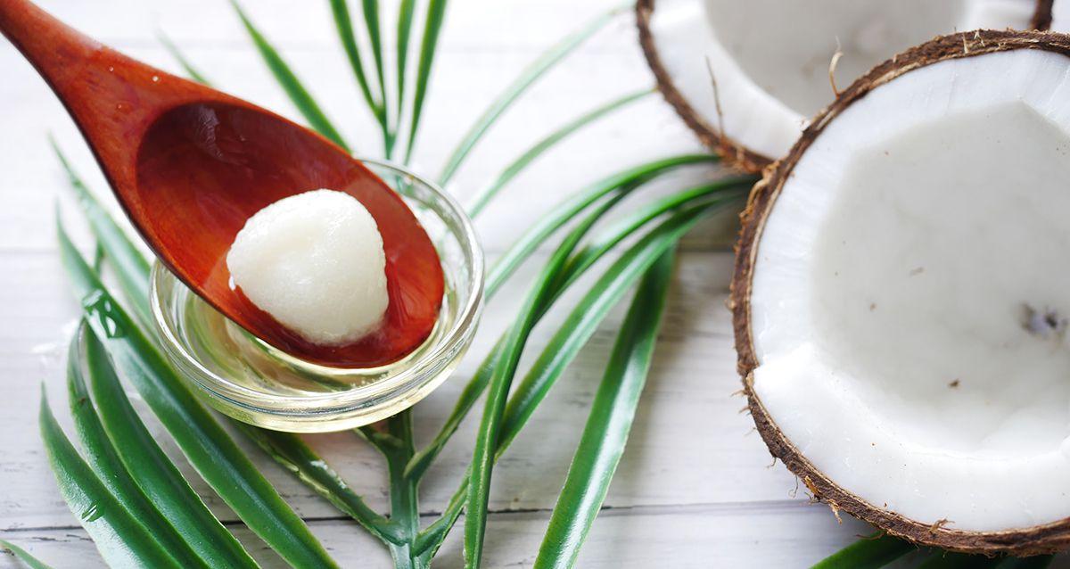 Кокосовое масло для лица и волос