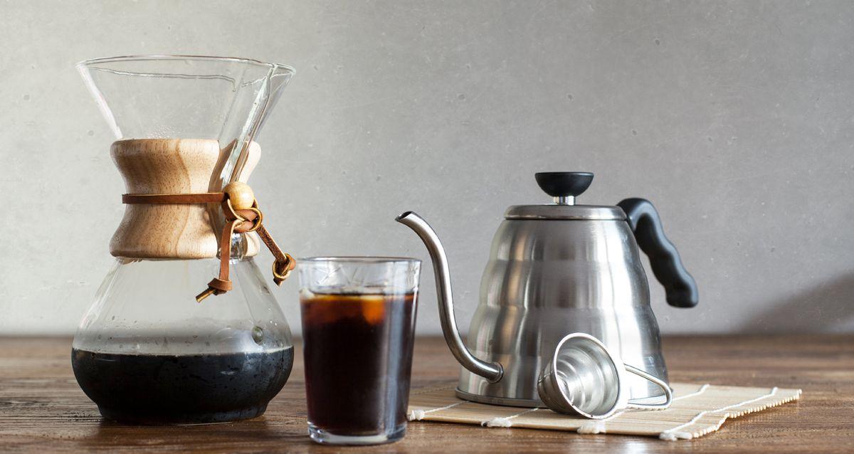 Вся правда о холодном кофе
