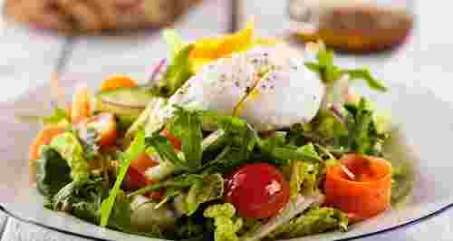 Рецепты с яйцом пашот