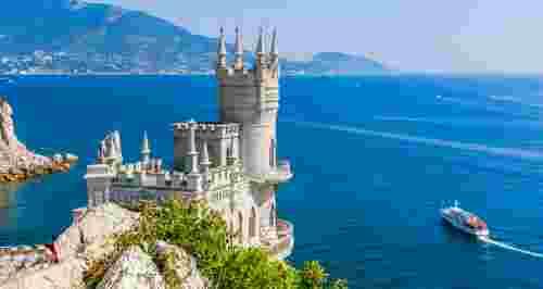 От 299 р. за проживание на морском побережье Крыма