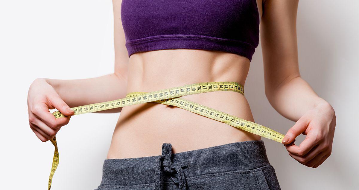5 точек на теле, которые помогут похудеть