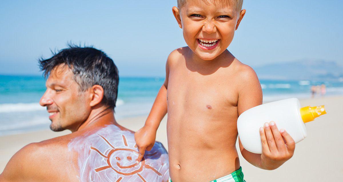 Какое солнцезащитное средство выбрать ребенку?