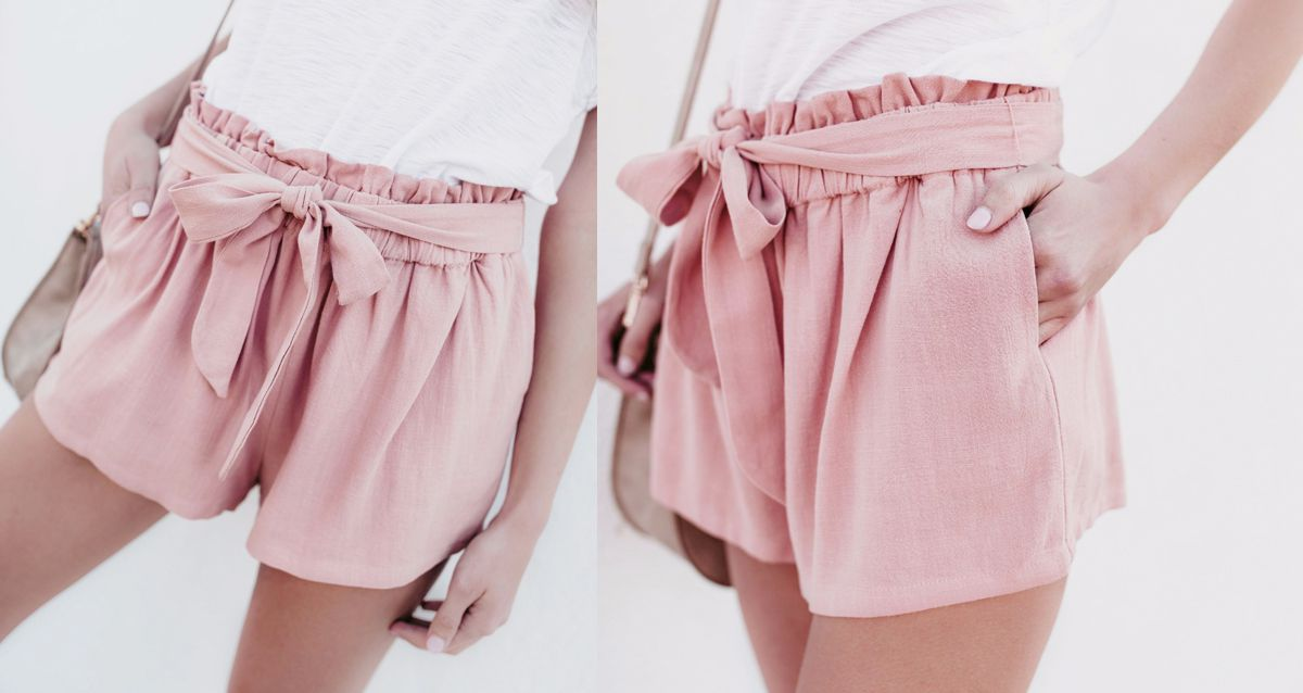 Модные шорты на лето 2019