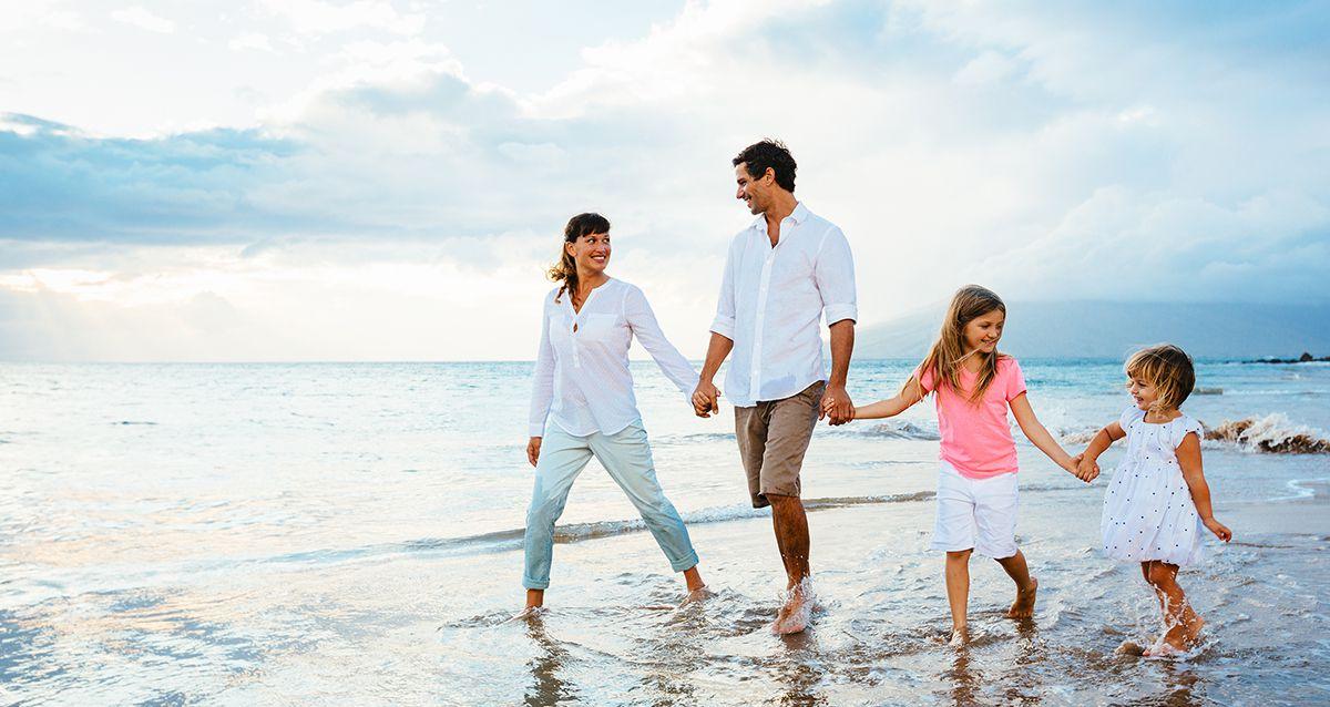 Как путешествовать с детьми: перелет и отдых