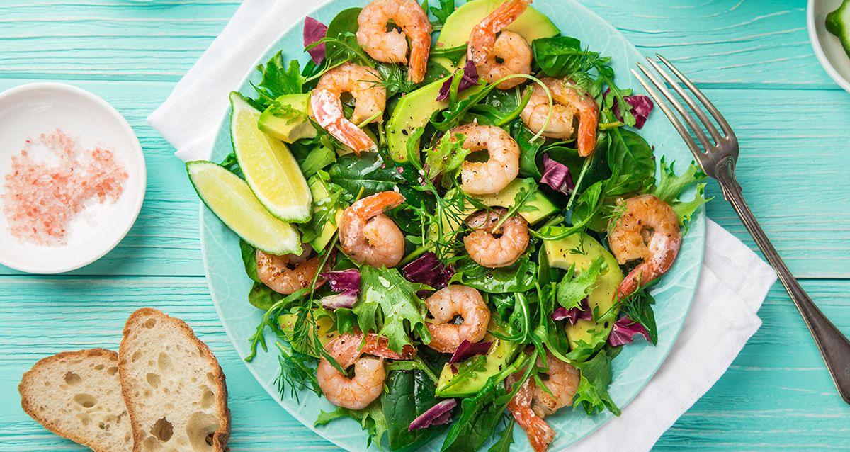 Идеальные летние салаты с рукколой: 4 рецепта