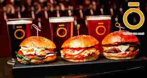 Скидки до 50% на напитки и меню в баре «Одного ума мало»