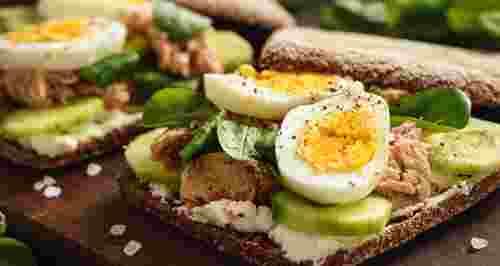 Необычные сэндвичи для быстрого перекуса