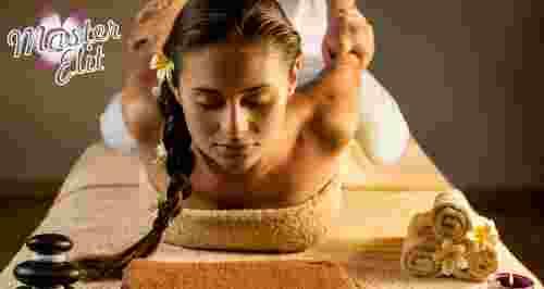 Скидки до 55% на массаж в салоне Мaster-Elit