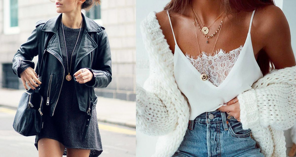 Что носить холодным летом