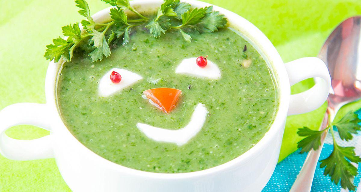 Первый суп: что готовить для детей 1 года
