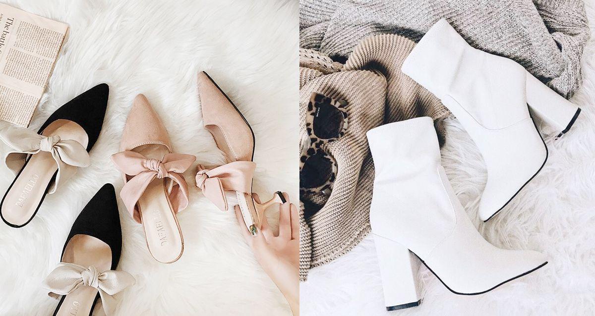 Самая модная обувь сезона осень-зима 2019/2020