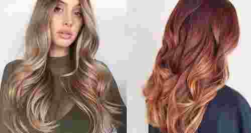 Красим волосы: 3 самых модных цвета осени