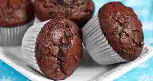 Быстрые кексы: 3 простых и вкусных рецепта