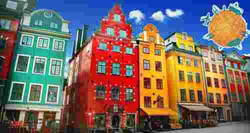 Скидки до 30% на круизы в Скандинавию и Прибалтику на ноябрьские праздники