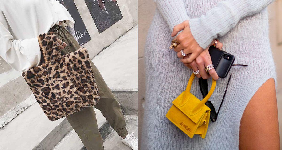 Какие сумки в тренде этой осенью и зимой