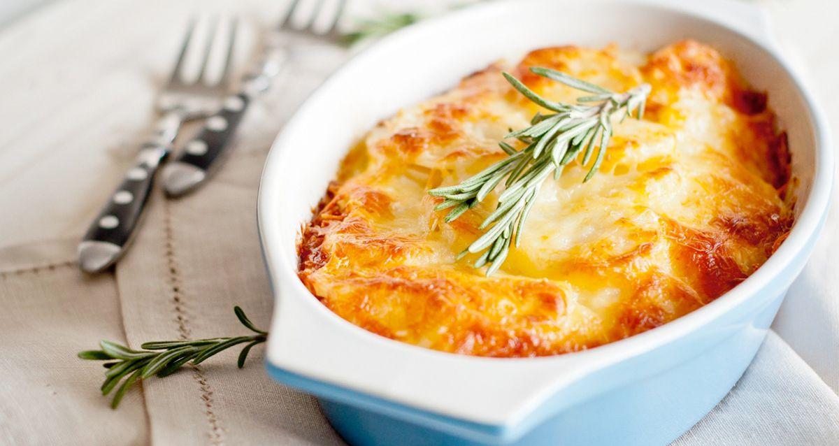 Гратен — три простых блюда для осеннего меню